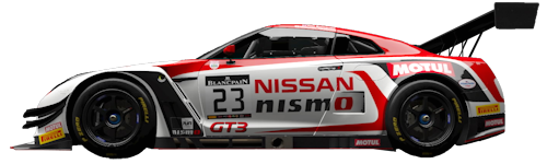 Nissan Gt R Nismo Gt3 23 Simracingleague It