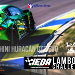 iRacing | IEDA Lamborghini Challenge 2021 – Registration