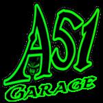 Logo del Team di Area51 Garage